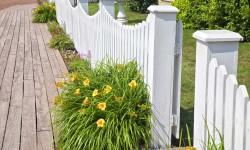 Sommerfeld Grünanlagen Zaunbau